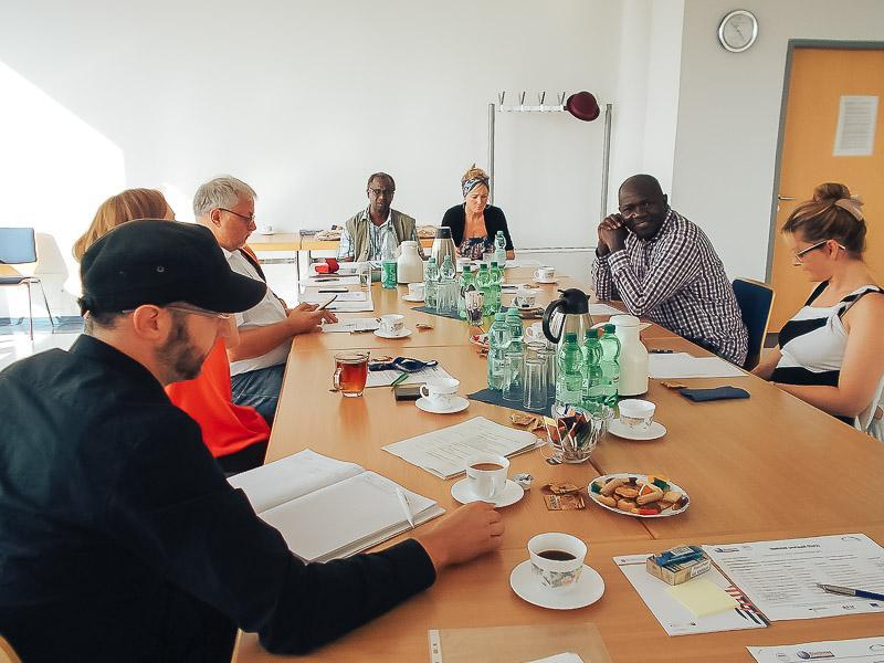 BleibNet proQuali-Netzwerktreffen / September 2018 bei der IHK-Projektgesellschaft Ostbrandenburg mbH, Frankfurt/Oder