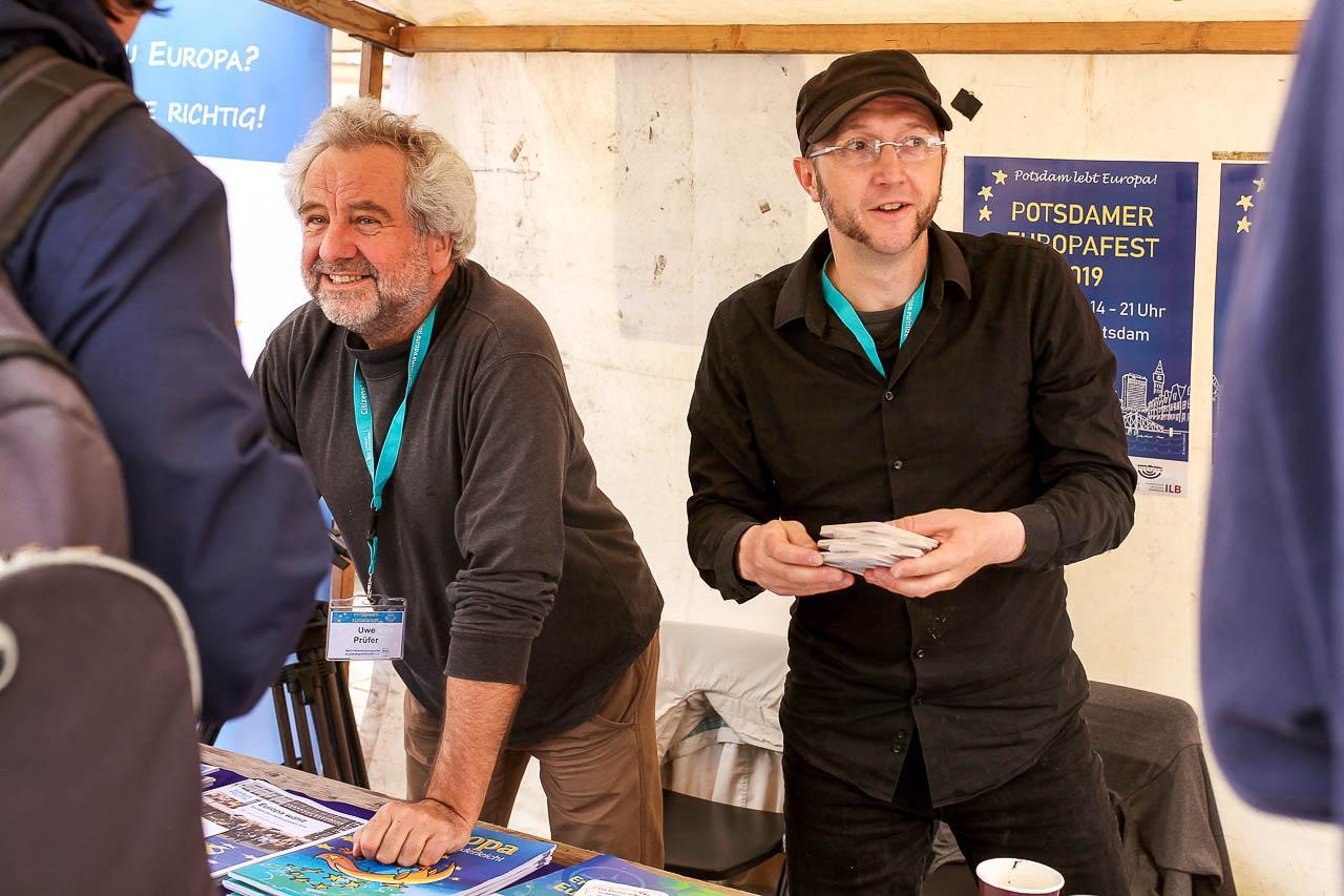 Potsdamer Europafest 2019