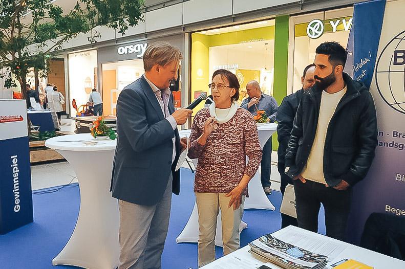 Weiterbildungstag der Stadt Potsdam, September 2017 – Interview mit Projektleitung BleibNet proQuali