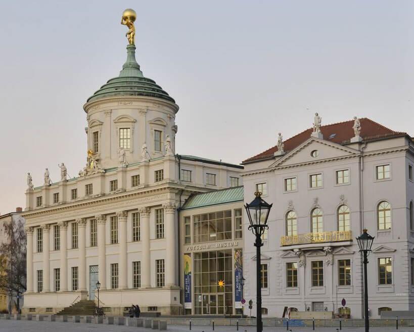 Potsdam Museum – Forum für Kunst und Geschichte