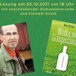 Flyer Lesung M. Mittmann