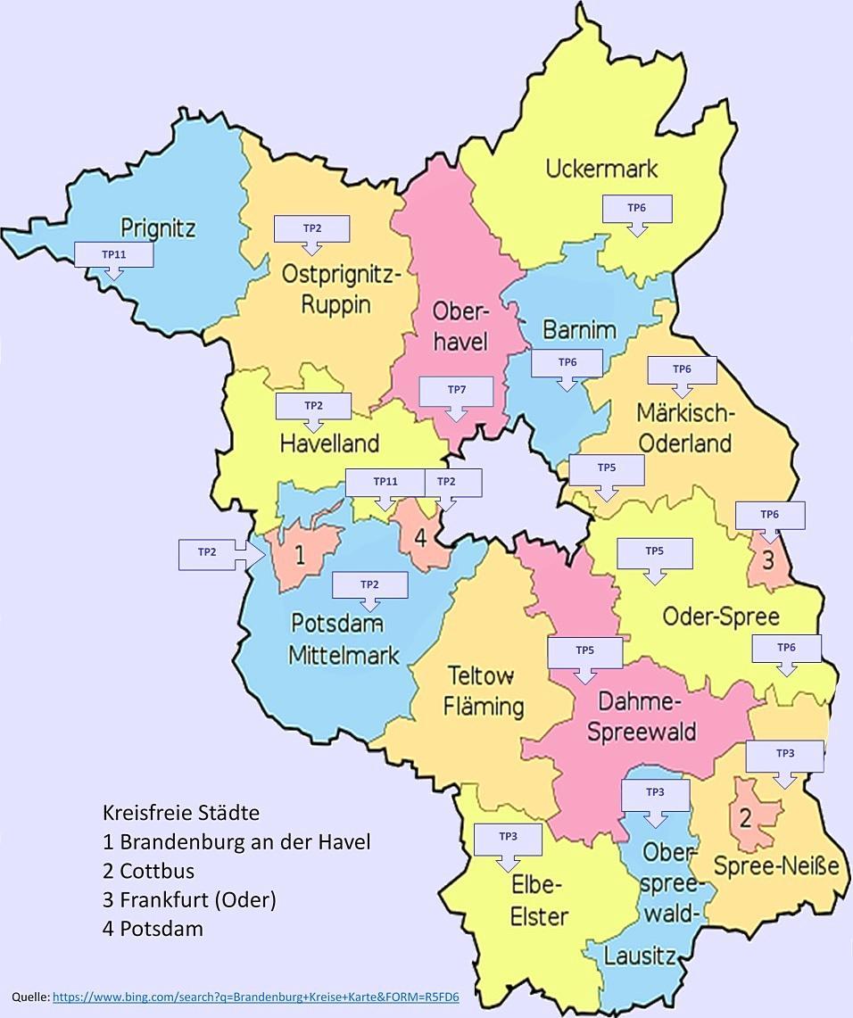 BleibNet proQuali Landkarte 2021